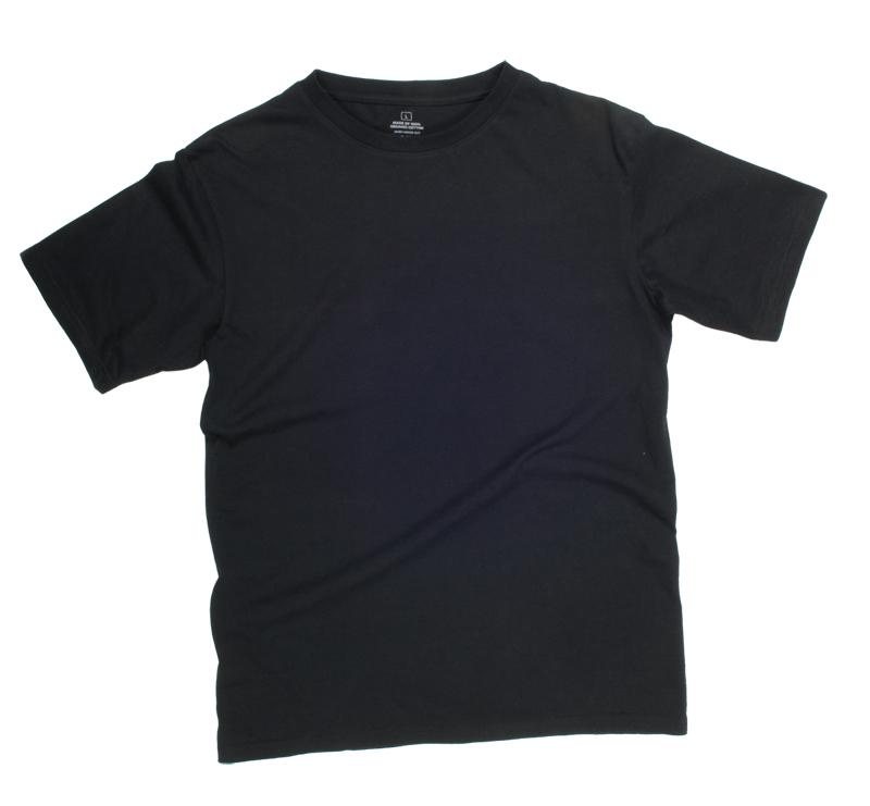 Shirt schwarzweb